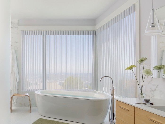 Bathroom Blinds & Shades | Century Draperies | Palmdale, CA